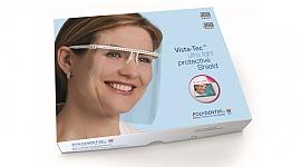 Vista-Tec Face Shield (L) Kit #5621